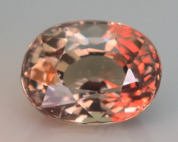 Rarest Garnet 1.30 ct Dramatic Color Change SKU-44