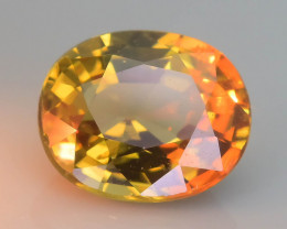 Rarest Garnet 1.01 ct Dramatic Color Change SKU-44
