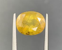 3.74 CT yellow Sapphire Gemstones