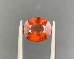 1.90 CT Spessartite Garnet Gemstone