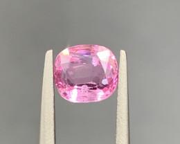 0.92 CT pink Sapphire Gemstones