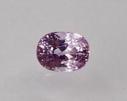 1.09ct unheated pink sapphire