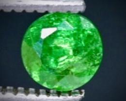 0.51 Crt  Tsavorite Faceted Gemstone (Rk-27)