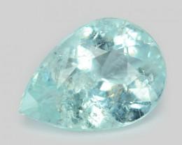 0.55 Cts Copper Bearing Natural Blue Paraiba Tourmaline