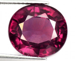 Umbalite Garnet 7.06 Cts Unheated Natural Purple Gemstone