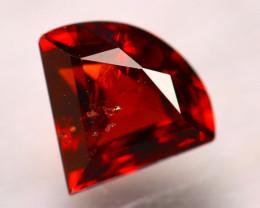 Almandine 1.25Ct Natural Vivid Blood Red Almandine Garnet EF1105/B3