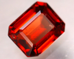 Almandine 1.42Ct Natural Vivid Blood Red Almandine Garnet EF1106/B3