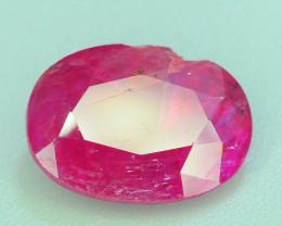 3.80 ct 100% Natural Ruby ~ Jagdalek Afghanistan