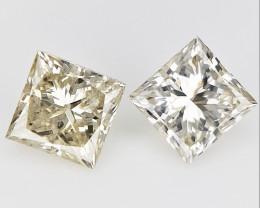 2/0.46 cts  , Color Diamond , Valuable Diamond