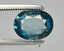 2.15 Ct Gorgeous Color Natural Vibrant Blue Zircon