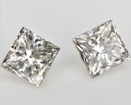 2/0.45 cts , Salt and Pepper Diamond , Loose Natural Diamond