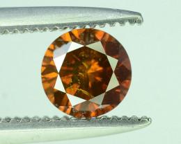 Top Quality 0.45 ct Red Diamond