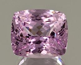 37.57ct  Kunzite With Fine Cutting Gemstones