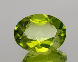 1.75Crt Peridot Natural Gemstones JI35