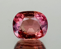 1.25Crt Pink Tourmaline Natural Gemstones JI35
