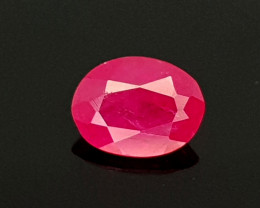 0.55Crt Ruby  Natural Gemstones JI35