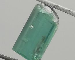 Tourmaline, 2.141ct, great colour, may become a cut paraiba..