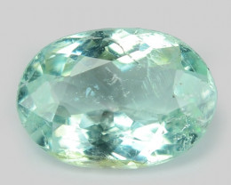 *No Reserve* Paraiba Tourmaline 0.47 Cts Natural Blue Green Copper Bearing