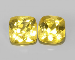 2.65~CTS GENUINE NATURAL ULTRA RARE COLLECTION ~GOLDEN YELLOW BERYL!!