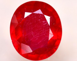 Ruby 8.00Ct Madagascar Blood Red Ruby D1204/A20