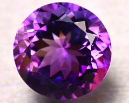 Amethyst 6.23Ct Natural Uruguay VVS Electric Purple Amethyst D1209/A2