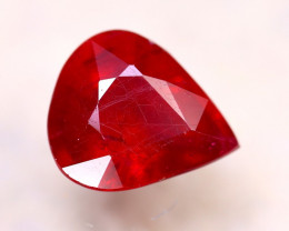 Ruby 6.98Ct Madagascar Blood Red Ruby D1210/A20