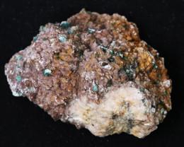 1500 ct Moroccanmalachite on dolomite   Specimen  MM81
