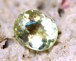 Heliodor 7.86Ct Natural Yellow Beryl DR531/A56