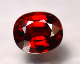 Almandine 4.52Ct Natural Blood Red Almandine  Garnet DR538/B26