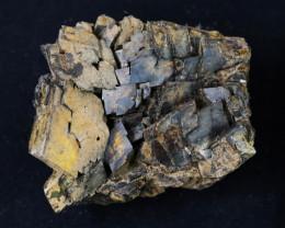 0.459 kilo Moroccan Iron Cube Structure  Specimen  MM83