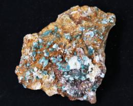 1450 ct Moroccan malachite on dolomite  Specimen  MM84