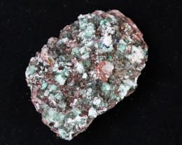 1100 ct Moroccan malachite on dolomite  Specimen  MM87