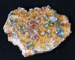 1,000 ct Moroccan malachite on dolomite  Specimen  MM91
