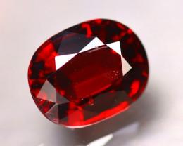 Almandine 5.58Ct Natural Blood Red Almandine Garnet ER431/B26
