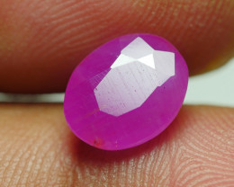 2.730 CRT BEUATIFUL AMAZING ROUND MADAGASCAR RUBY -