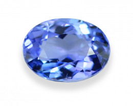 1.25 Cts Wonderful Lustrous Natural Tanzanite