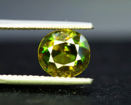 2.50 CT AAA Quality Full Fire Color Change Natural Sphene Titanite Gemston
