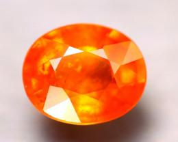 Fanta Garnet 6.24Ct Natural Orange Fanta Garnet E1305/B34