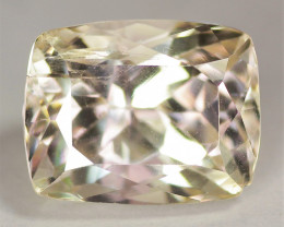 8.25 Cts Untreated Rare Natural Yellow Andesine Gemstone
