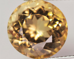 7.99 Cts Golden Yellow Quartz Natural Gemstone