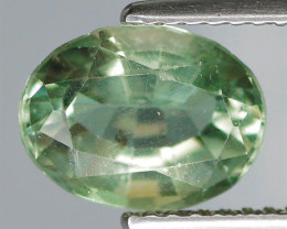 2.30 Cts UnHeated Natural Green Apatite Gemstone