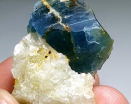 Stunning Beautiful Natural color Afghanite specimen 57Cts-Afghan