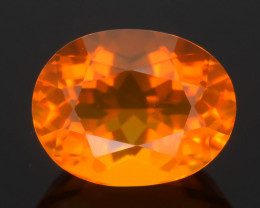 Rare 1.48 ct Mexican Fire Opal SKU.10