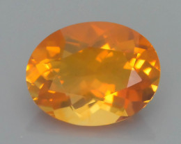 Bright Fire Opal1.87 ct AAA Color Saturation SKU.10