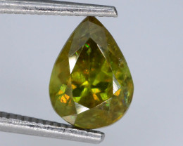 Rarest Unbelievable Fire 1.20 Ct AAA Brilliance Chrome Sphene