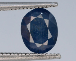 Top Color 1.35 ct Natural Blue Sapphire