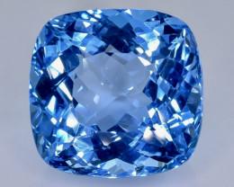 32.66 Crt  Topaz Faceted Gemstone (Rk-28)