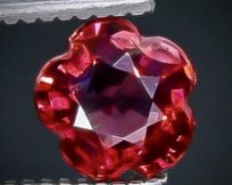 0.98 Crt Grape Garnet  Faceted Gemstone (Rk-28)