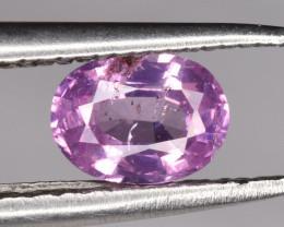 Natural Corundum Sapphire 0.55 CTS
