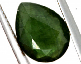 6.15 CTS  GREEN SAPPHIRE UNTREATED PG-321